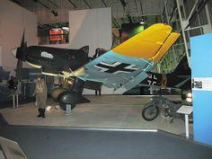 Junkers Ju 87 G-2, en el Museo de la Royal Air Force en Hendon, Reino Unido.