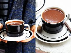 Golubka: Spiced Hot Chocolate and a Cookbook of Our Own