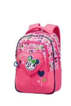 Dětský batoh S  Samsonite Disney Minnie - Mouse 9011794478