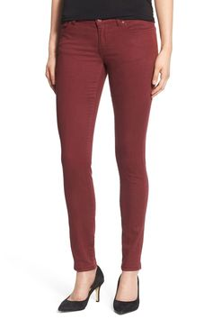 Colored Stretch Skinny Jeans
