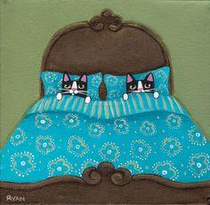 scaredy cats #20 by Kilkennycat, via Flickr