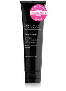 Intellishade Broad-Spectrum SPF 45 | Revision Skincare, tinted moisturizer with benefits, $52