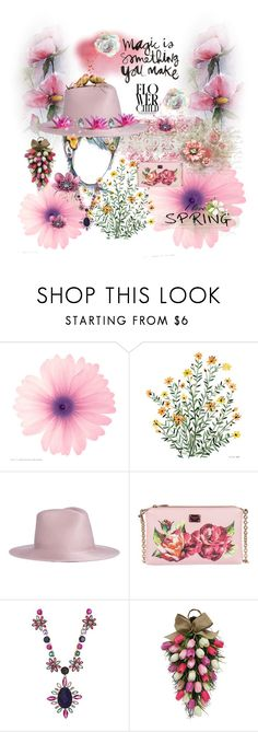 """""""Untitled #761"""" by rachel-hack-1 ❤ liked on Polyvore featuring Vikki Chu, Janessa Leone, Dolce&Gabbana, Kate Spade and SONOMA Goods for Life"""