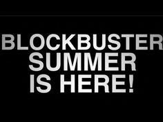 Blockbuster Summer is Here! #awesummer #Orlando #visitorlando