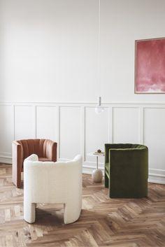 Tour d'horizon des nouveautés du fabricant danois &tradition - Journal du Design