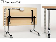 Письменный стол Hip-Up Ares Line из Италии купить в Prima mobili