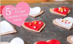 5 Fun & Frugal Valentine's Day Ideas