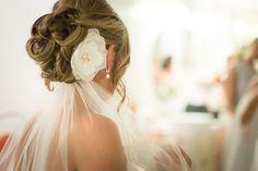 Wedding hair | Kim James Photo