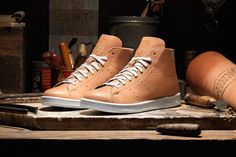 Adidas Stan Smith Horween Leather Pack Hits Stores Oct. 9 061ac3d6fcc3