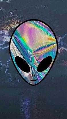 Lockscreen // Alien