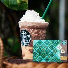 Starbucks Card #Ramadhan 2016