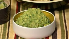 A Cinco de Mayo staple in 60 seconds! Guacamole from the Chew.