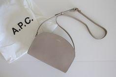 favorite three | 2015 by Mirjam from www.jeneregretterien.ch A.P.C. halfmoon bag