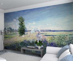 New York Skyline Window Papier peint Mural Papier peint sur AllPosters.fr