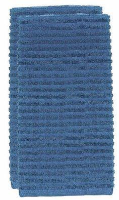 Ritz Royale Collection Solid Kitchen Towel Set, Federal Blue, 2-Piece Ritz http://www.amazon.com/dp/B0067XTNYS/ref=cm_sw_r_pi_dp_XRmVtb10KR8ZS4SE