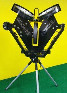 3 wheel pitching machine