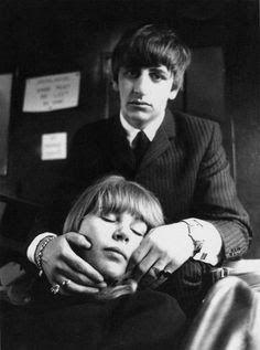 Ringo with Astrid