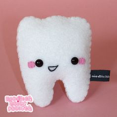 Mister Tooth U2013 Der Plüsch Zahn