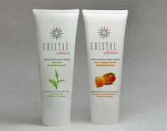 Упаковка кремов для рук Cristal choice — графический дизайнер Николаева Наталья