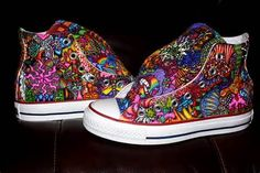daf3b6a24a Awesome Converse Shoes, Diy Converse, Vans Shoes, Awesome Shoes, Graffiti