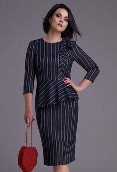 276d2a8d5846 Коллекции женской одежды осень-зима 2018-2019 от компании Jerusi.  Белорусская трикотажная одежда