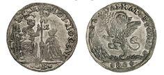 NumisBids: Numismatica Varesi s.a.s. Auction 67, Lot 463 : VENEZIA ALVISE II MOCENIGO (1700-1709) Leone da 80 Soldi per la...