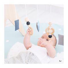 Babygym.Gimnasio para bebé.Juguetes de madera ChinPum