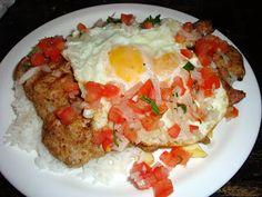 Recetas de comida Boliviana: SILPANCHO