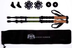 Hiker Hunger Trekking Poles #hiking #nature #outdoors #fitness #motivation  http://trekkingpolereviews.com/hiker-hunger-carbon-fiber-trekking-poles-review/