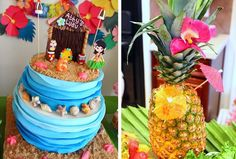 kids luau party ideas | Luau Party
