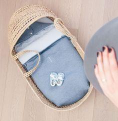 We are expecting a new arrival ✨ 🤫 #babybump #theophileetpatachou #baby #babyroom #nursery #babybump #maternity #babyluxury #mumtobe #blue #thursday