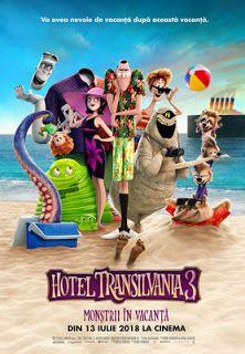 hotel transilvania 3 dublat in romana hotel transilvania 3 2018