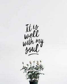 """There are so many tragedies and challenges and crises around us that I don't think God expects us to throw our hands in the air and say of them, """"It's OK, It's well with my soul."""" <<CLICK THE IMAGE FOR MORE>>"""