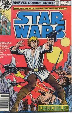 Star Wars (1977 Marvel) 17