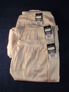 Vanity Fair Silky Nylon Perfectly Yours Ravissant Tailored Brief Fawn 11/4XL NWT #VanityFair #BriefsHiCuts #Everyday