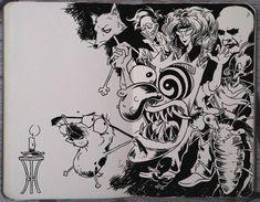 30 obras de arte que todos los fans de CARTOON NETWORK amarán!