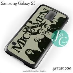 Of-Mice-And-Men-Logo Band Phone case for samsung galaxy S3/S4/S5