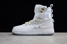 outlet store 2715a 7e658 New Arrival Nike SF-AF1 Mid CNY White Habanero Red AO9385-100 Mens and