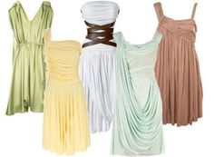 Roupa Estilo Grega Feminina Love Plus, Different Dresses, Fashion Dresses, Fashion Styles, Ideias Fashion, Party Dress, Dress Up, Two Piece Skirt Set, Plus Size