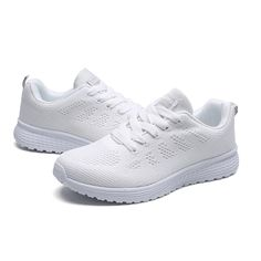 Zapatillas planas para mujer € 13.52 & Envío gratuito #modamujer #bisuteria #compras #festasinfantil #infantila #infantil #comprasonline #modamujer2019 #modamujerbarcelona #modamujercasual #supersale72 #electronicas #electronica Running Shoes For Men, Running Women, Running Sports, Summer Sneakers, Casual Sneakers, Sneakers Fashion, Sneakers Women, Shoes Women, Online Shopping