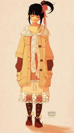 Yuka by Nokiramaila