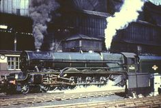 Stanier's Mikado uploaded in Alternative Design History: Before he settled on the 4-8-2 Stanier built a couple of 2-8-2s based on his Princess pa...