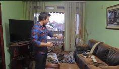 Galdino Saquarema Noticia: Eduardo Campos Apartamento atingido por destroços do avião...