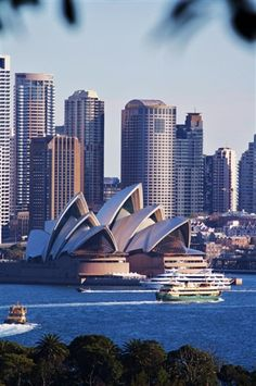 Sydney Opera House (Image credit: Lisa Yaconiello) http://on.msnbc.com/xFctZ9 New South Wales, Australia