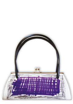 Abstract Handbag