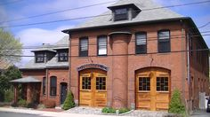 This former firehouse on Ashland Street in Malden, MA is currently being used as a single family home