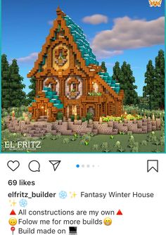 Casa Medieval Minecraft, Minecraft Mansion, Minecraft Cottage, Cute Minecraft Houses, Minecraft House Tutorials, Minecraft Castle, Minecraft Plans, Amazing Minecraft, Minecraft Blueprints