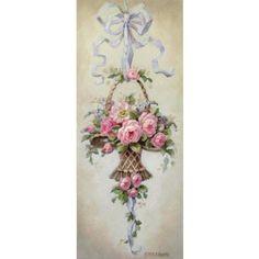 Images Vintage, Vintage Pictures, Vintage Cards, Vintage Paper, Vintage Postcards, Vintage Flowers, Vintage Floral, Decoration Shabby, Rose Art