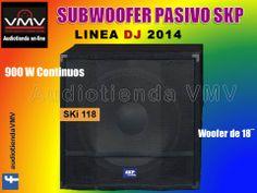 Sublow SKP Linea DJ