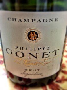 El Alma del Vino.: Champagne Philippe Gonet Brut Signature.